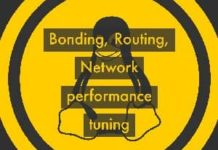 bonding routing tuning