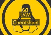 LVM cheatsheet