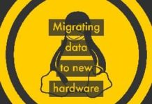 migrate data from one server to another