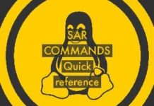 SAR commands