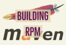 Building RPMs with Maven