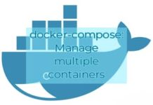 docker-compose Manage multiple containers
