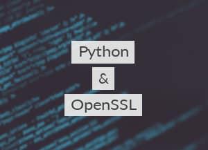 Python-OpenSSL