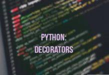 Python Decorators